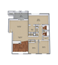 Three Bedroom Small