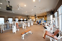 New 24 Hour Health and Fitness Center