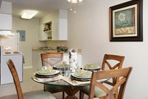Dining Room off of Kitchen
